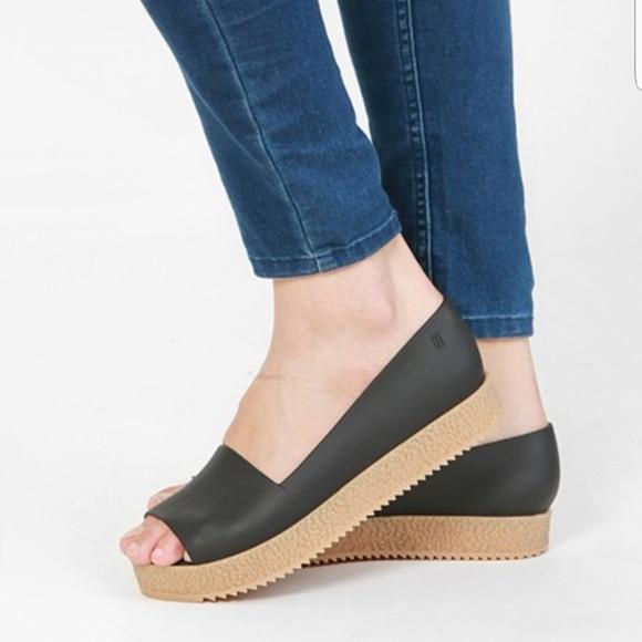 Melissa Shoes New Puzzle Platform Sandal Size 9 Poshmark